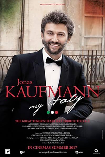 JONAS KAUFMANN MY ITALY