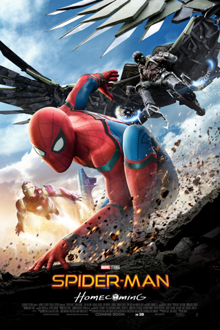 V.O. Spider-Man Homecoming
