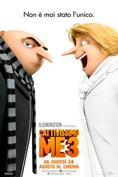 (NO 3D) CATTIVISSIMO ME 3