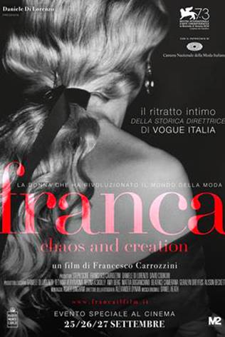 FRANCA : CHAOS AND CREATION