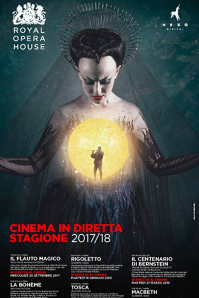 LO SCHIACCIANOCI - ROYAL BALLET 2017/18