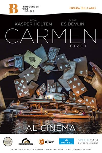 CARMEN - G. BIZET