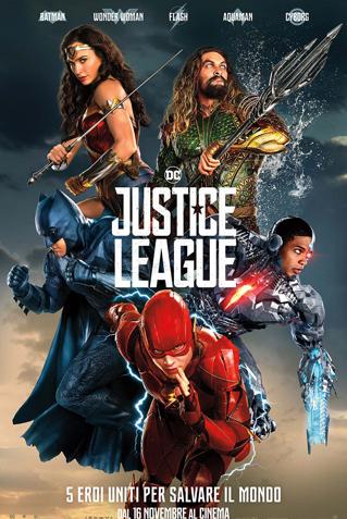 (3D) JUSTICE LEAGUE