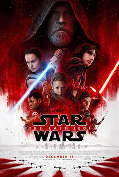 (V.O.) STAR WARS - THE LAST JEDI