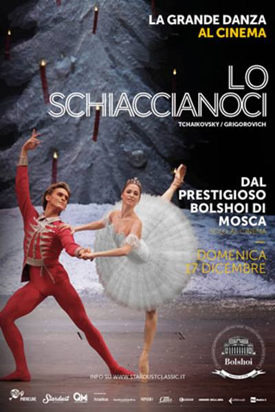 LO SCHIACCIANOCI - BOLSHOI BALLET 2017-18