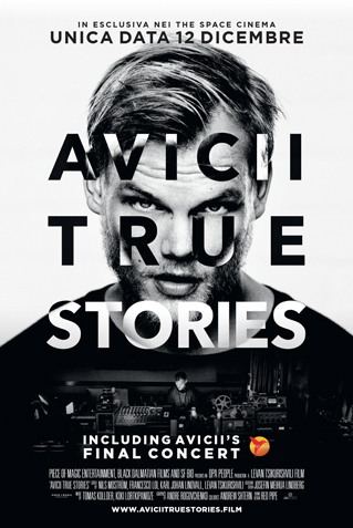 (V.O.) AVICII TRUE STORIES