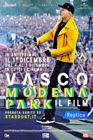 VASCO MODENA PARK - IL FILM