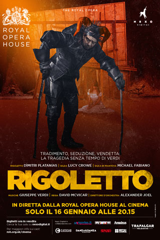RIGOLETTO - ROH 2017/18