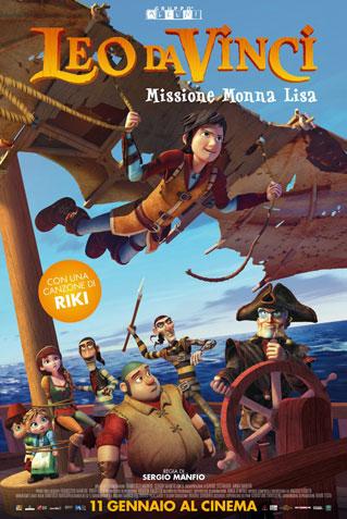 3,90€ - LEO DA VINCI - MISSIONE MONNA LISA