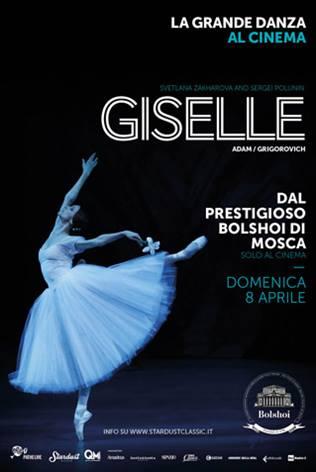 GISELLE BOLSHOI BALLET 2017-18