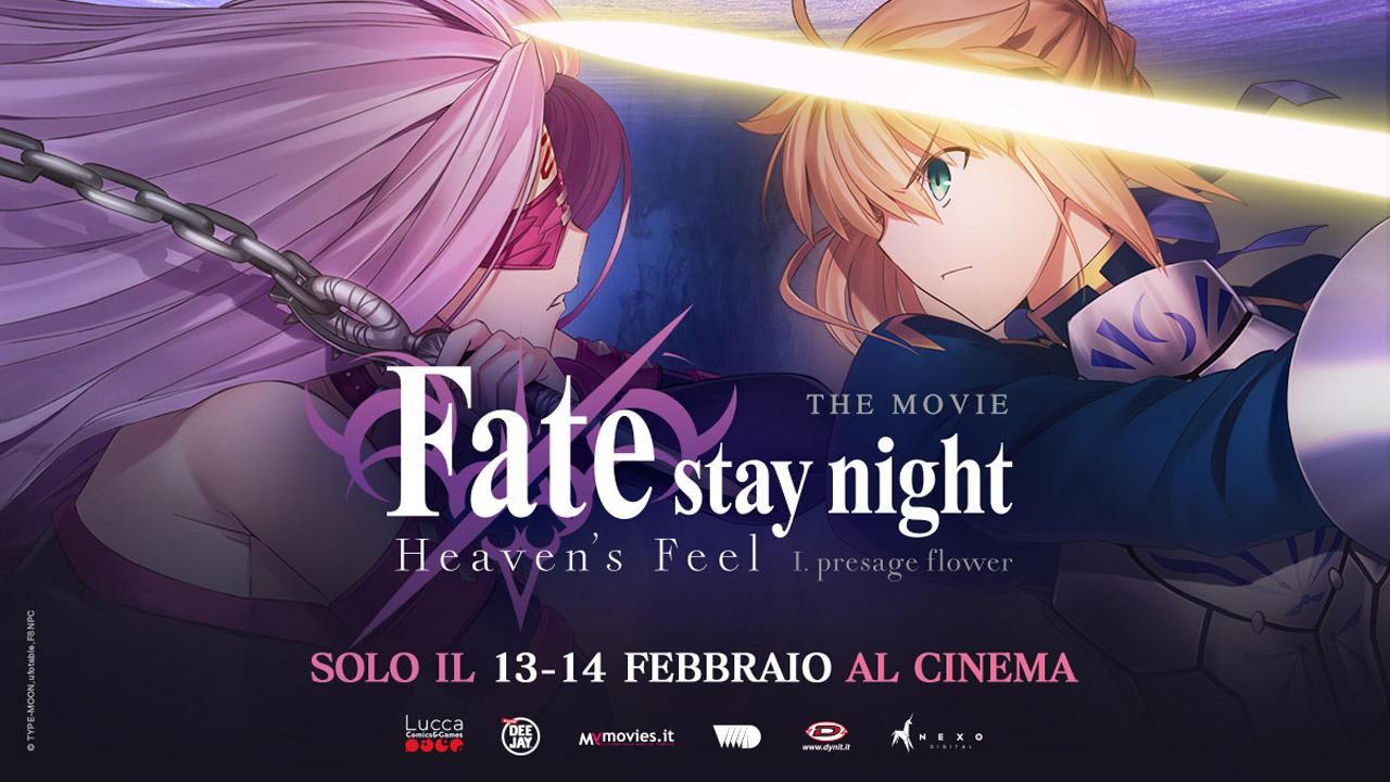Resultado de imagen de fate heaven's feel italia