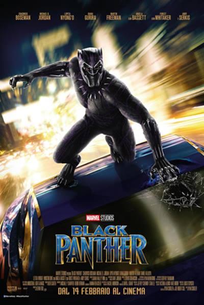(3D) BLACK PANTHER