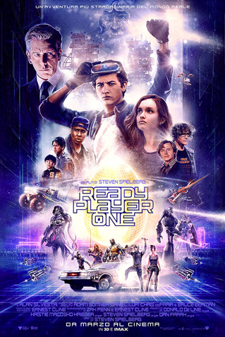 (NO 3D) READY PLAYER ONE