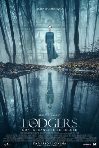 THE LODGERS - NON INFRANGERE LE REGOLE