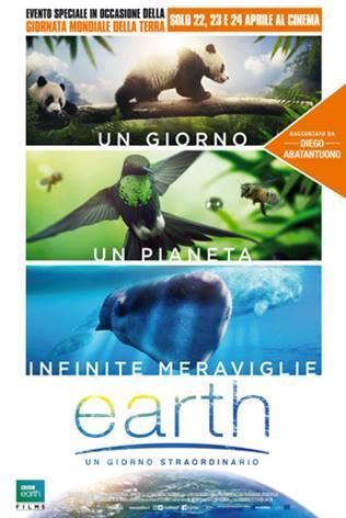 EARTH : UN GIORNO STRAORDINARIO