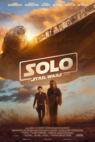 (NO 3D) SOLO: A STAR WARS STORY