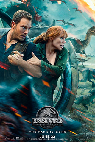 (V.O.) JURASSIC WORLD: FALLEN KINGDOM