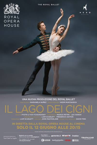 IL LAGO DEI CIGNI - ROYAL BALLET 2017/18
