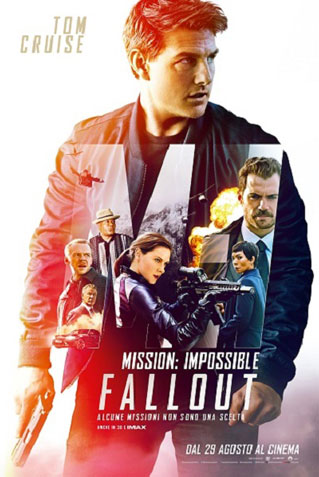 (NO 3D) MISSION: IMPOSSIBLE - FALLOUT