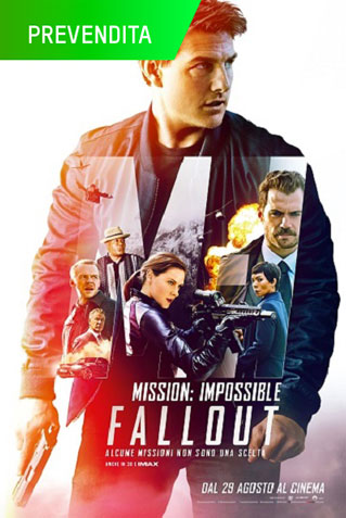 (3D) MISSION: IMPOSSIBLE - FALLOUT