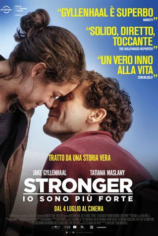 STRONGER - IO SONO PIU' FORTE