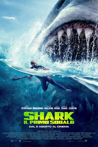 (NO 3D) SHARK - IL PRIMO SQUALO