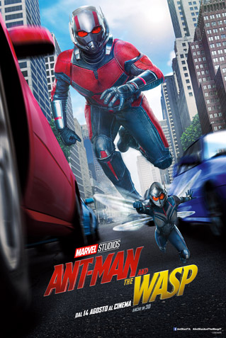 (3D) ANT-MAN AND THE WASP