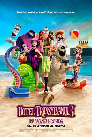 (NO 3D) HOTEL TRANSYLVANIA 3 - UNA VACANZA MOSTRUOSA
