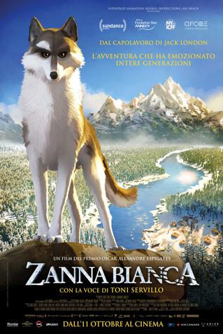 (NO 3D) ZANNA BIANCA