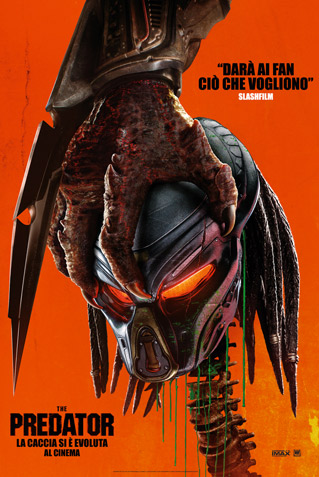 (NO 3D) THE PREDATOR