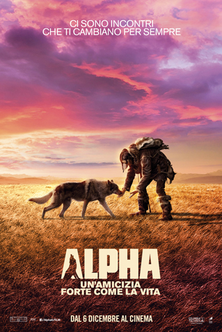 (3D) ALPHA: UN'AMICIZIA FORTE COME LA VITA