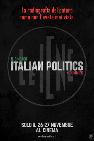 ITALIAN POLITICS FOR DUMMIES
