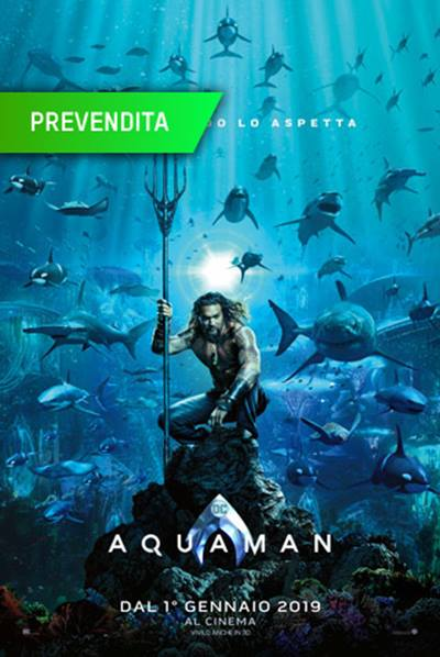 (NO 3D) AQUAMAN