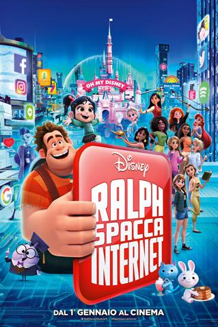 (NO 3D) RALPH SPACCA INTERNET