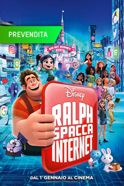 (NO 3D) RALPH SPACCA INTERNET