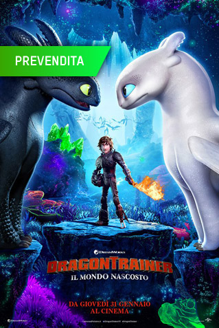 (NO 3D) DRAGON TRAINER - IL MONDO NASCOSTO