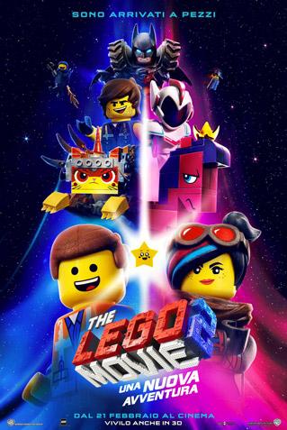 (NO 3D) LEGO MOVIE 2 : UNA NUOVA AVVENTURA