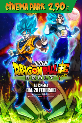 DRAGON BALL SUPER: BROLY - IL FILM