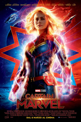 (NO 3D) CAPTAIN MARVEL