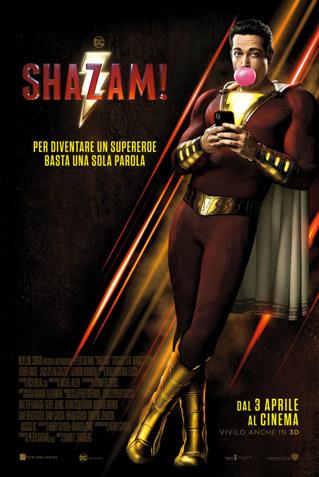 (NO 3D) SHAZAM!