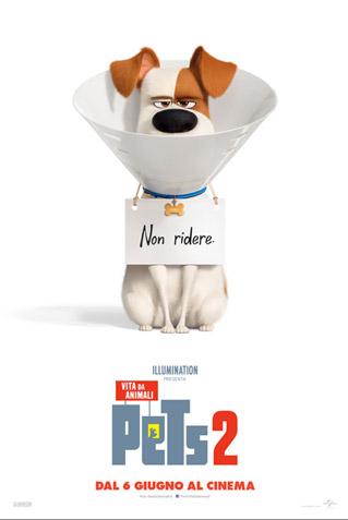 (3D) PETS 2 - VITA DA ANIMALI