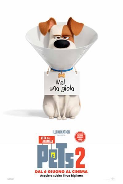 (NO 3D) PETS 2 - VITA DA ANIMALI