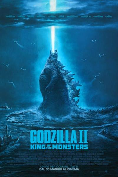 (NO 3D) GODZILLA II: KING OF THE MONSTERS