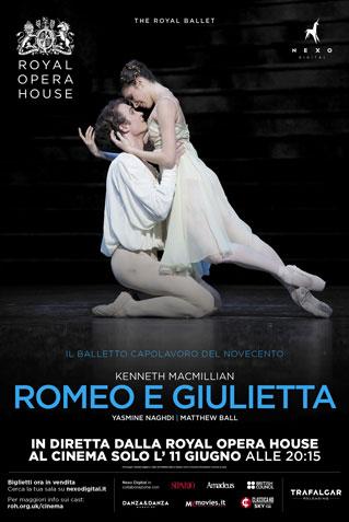 ROMEO E GIULIETTA - ROYAL BALLET 2018/19