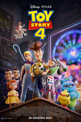 (NO 3D) TOY STORY 4