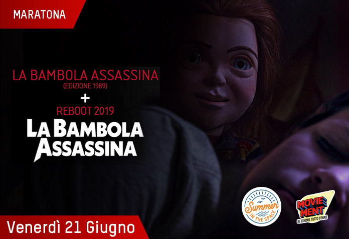MARATONA LA BAMBOLA ASSASSINA