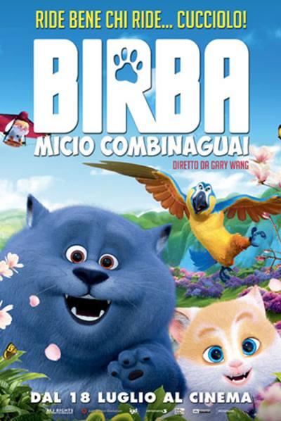 BIRBA - MICIO COMBINA GUAI