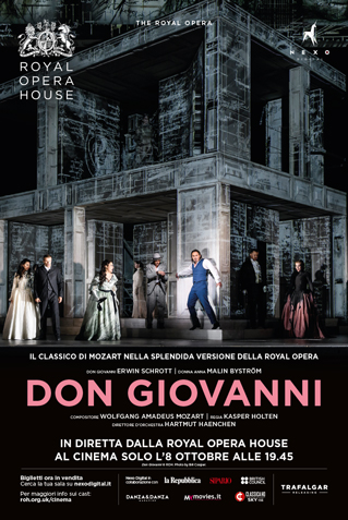 DON GIOVANNI - ROH 2019-20