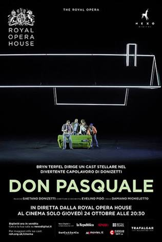 DON PASQUALE - ROH 2019-20