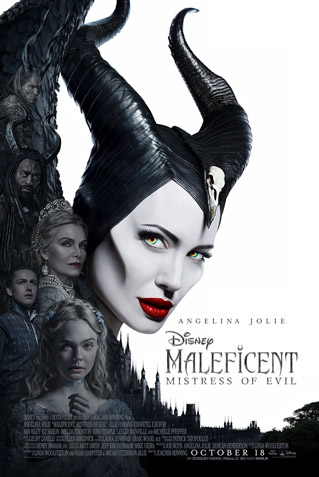 (V.O.) MALEFICENT - SIGNORA DEL MALE